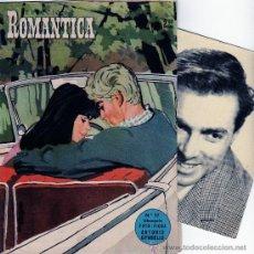 Tebeos: ROMANTICA Nº 27 CON FOTO-FICHA DE ANTONIO CIFARIELLO. Lote 26503339