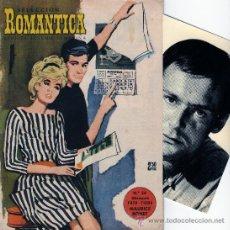 Tebeos: ROMANTICA Nº 54 CON FOTO-FICHA DE MAURICE RONET. Lote 26436596