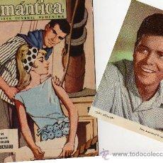 Tebeos: ROMANTICA Nº 91 CON FOTOCOLOR DE CLIFF RICHARD. Lote 26376324