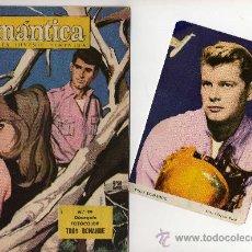 Tebeos: ROMANTICA Nº 99 CON FOTOCOLOR DE TROY DONAHUE. Lote 26462738