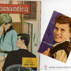 Tebeos: ROMANTICA Nº 107 CON FOTOCOLOR DE BOBBY RYDELL. Lote 26886837