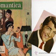 Tebeos: ROMANTICA Nº 109 CON FOTOCOLOR DE DEAN MARTIN. Lote 26957592