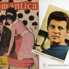 Tebeos: ROMANTICA Nº 120 CON FOTOCOLOR DE FRANKIE AVALON. Lote 26771966