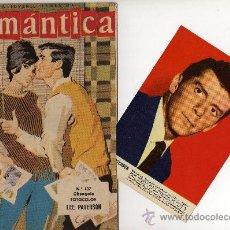 Tebeos: ROMANTICA Nº 137 CON FOTOCOLOR DE LEE PATERSON, DE LA SERIE ROMPEOLAS. Lote 26462710