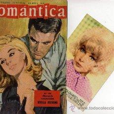 Tebeos: ROMANTICA Nº 138 CON FOTOCOLOR-FICHA DE STELLA STEVENS . Lote 26588792