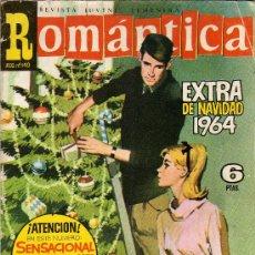 Tebeos: ROMANTICA EXTRA DE NAVIDAD 1964, FOTO A DOBLE PÁGINA DE EL DUO DINAMICO. Lote 26772039