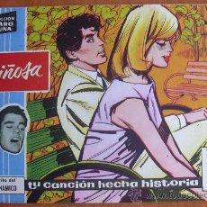 Tebeos: COLECCION CLARO DE LUNA Nº 196-CARIÑOSA. Lote 12596580