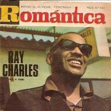 Giornalini: ROMANTICA Nº 291 IBERO MUNDIAL 1961 DE REGALO EL Nº 385. Lote 12749442