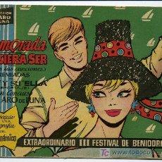 Tebeos: COLECCION CLARO DE LUNA - AÑO 1959 - EDITADO POR IBERO MUNDIAL DE EDICIONES. Lote 26456179