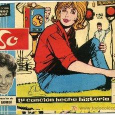 Tebeos: COLECCION CLARO DE LUNA - AÑO 1959 - EDITADO POR IBERO MUNDIAL DE EDICIONES. Lote 26380685
