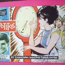 Tebeos: CLARO DE LUNA -N.192 POPOTITOS , BABY -COMO NUEVO. Lote 15008490