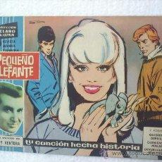 Tebeos: CLARO DE LUNA - EL PEQUEÑO ELEFANTE ,RUDY VENTURA N.181. Lote 15038160