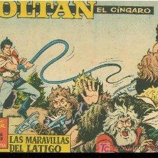 Tebeos: ZOLTAN EL CINGARO. Nº 21. LAS MARAVILLAS DEL LATIGO. PROCEDE DE ENCUADERNACION.. Lote 18069147
