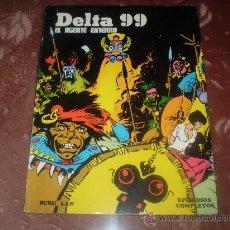 Livros de Banda Desenhada: DELTA 99. EL AGENTE EXTERNO. Lote 26238114