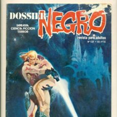 Tebeos: DOSSIER NEGRO - Nº 132. Lote 27065839