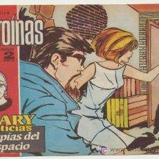 Tebeos: MARY NOTICIAS Nº 207. IBERO MUNDIAL 1960.. Lote 20608723
