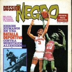 Livros de Banda Desenhada: DOSSIER NEGRO - Nº 106 - 1978. Lote 20724762