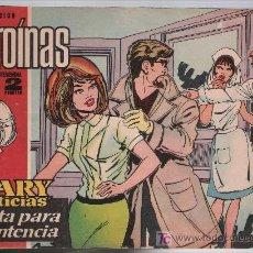 Tebeos: MARY NOTICIAS Nº 154. IBERO MUNDIAL 1960.. Lote 21009394