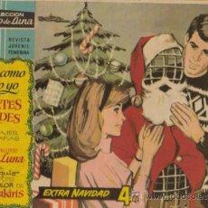Tebeos: CLARO DE LUNA (IBERO MUNDIAL) ORIGINALES 1959-1971 SUPER LOTE. Lote 149512726