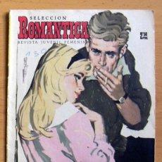 Tebeos: ROMÁNTICA Nº 23 - EDICIONES IBERO MUNDIAL 1961. Lote 24403865