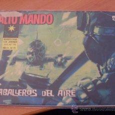Tebeos: ALTO MANDO Nº 21 ( ORIGINAL ED. IBERO MUNDIAL ) ( S4). Lote 24543805