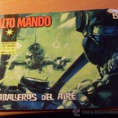 Tebeos: ALTO MANDO Nº 21 ( ORIGINAL ED. IBERO MUNDIAL ) (COIM15). Lote 25323307