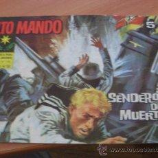 Tebeos: ALTO MANDO Nº 34 ( ORIGINAL ED. IBERO MUNDIAL ) (CO2). Lote 25956006