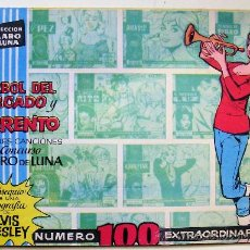 Tebeos: 114 CLARO DE LUNA -- 4 7 12 18 21 28 31 35.....267 275 297 305 312 EXTRA - IBERO MUNDIAL - Y SUELTOS. Lote 27015403
