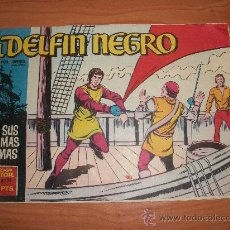 Giornalini: EL DELFÍN NEGRO Nº 24 EDITORIAL IBERO MUNDIAL 1964. Lote 27099258