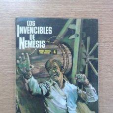Tebeos: LOS INVENCIBLES DE NEMESIS #4. Lote 27857385