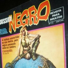 Tebeos: DOSSIER NEGRO 113 . Lote 28866729