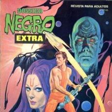 Tebeos: DOSSIER NEGRO EXTRA VERANO 1976 - IBERO MUNDIAL. Lote 29558794