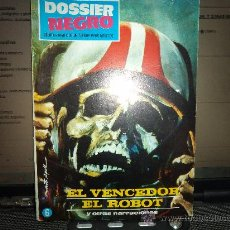 Tebeos: DOSSIER NEGRO Nº6 CAJA 2. Lote 30693228
