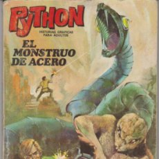 Livros de Banda Desenhada: PYTHON Nº 1.. Lote 31017777