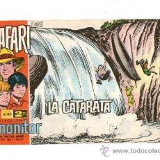Livros de Banda Desenhada: SAFARI Nº 40 -- IBERO MUNDIAL --. Lote 31721949