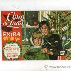 Tebeos: (M-19) CLARO DE LUNA , EXTRA NAVIDAD 1965 , . Lote 32307558
