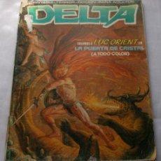Tebeos: COMIC - DELTA - Nº 39 - LUC ORIENT - LA PUERTA DE CRISTAL - 1980. Lote 32681348