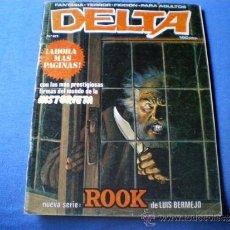 Tebeos: COMIC DELTA Nº 21 ED. DELTA ROOK DE BERMEJO PORTADA SEGRELLES. Lote 32862878