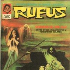 Tebeos: RUFUS Nº 5. Lote 33324368