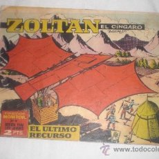 Tebeos: ZOLTAN Nº 48. Lote 33760859