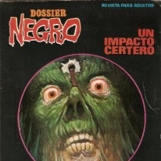 Tebeos: DOSSIER NEGRO. EXTRA. Nº 100. 1977.. Lote 33846823