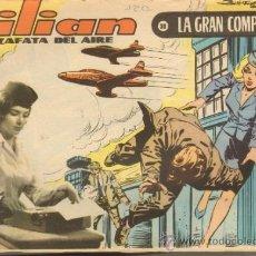 Tebeos: TEBEOS-COMICS GOYO - LILIAN AZAFATA DEL AIRE - Nº 30 - 1ª EDICION *AA99. Lote 34961032