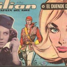 Tebeos: TEBEOS-COMICS GOYO - LILIAN AZAFATA DEL AIRE - Nº 18 - 1ª EDICION *CC99. Lote 34961091