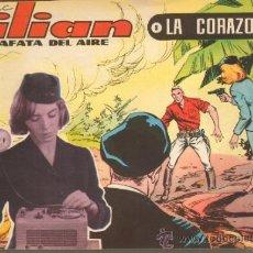 Tebeos: TEBEOS-COMICS GOYO - LILIAN AZAFATA DEL AIRE - Nº 8 - 1ª EDICION *EE99. Lote 34961136