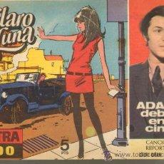 Tebeos: TEBEOS-COMICS GOYO - CLARO DE LUNA - Nº EXTRA 400 - 1ª EDICION *CC99. Lote 34961165