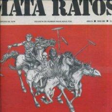 Tebeos: MATA RATOS Nº 269 (1974). Lote 35100791