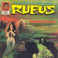 Giornalini: RUFUS Nº 5. Lote 35627184