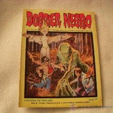 Livros de Banda Desenhada: DOSSIER NEGRO Nº 47, EDITORIAL IBERO MUNDIAL. Lote 36311842