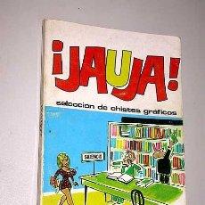 Tebeos: JAUJA, SELECCIÓN DE CHISTES GRÁFICOS. IBERO MUNDIAL DE EDICIONES 1972. GIN, IVÁ, ÓSCAR, VICAR, OLI.. Lote 36602322