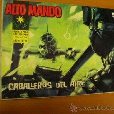 Tebeos: ALTO MANDO Nº 21, ESTA NUEVO. Lote 36717709